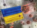 KORONAVÍRUS Ukrajina zaznamenala vyše 9000 nových prípadov infekcie