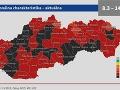 Analytici kritizujú Covid automat: FOTO Slovensko trpí, v ohniskách sa zasahuje neskoro!