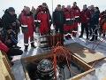 Vedci chcú odhaliť záhadu vzniku vesmíru: VIDEO Odpoveď sa má skrývať v sibírskom jazere