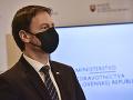 KORONAVÍRUS Situácia sa na Slovensku mierne zlepšila: Na COVID automate bude 20 čiernych okresov
