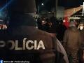 Pre nahlásenú bombu v Lipanoch evakuovali tisíc ľudí