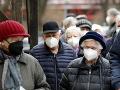 KORONAVÍRUSU na Slovensku podľahlo ďalších 60 ľudí: Dobrou správou je, že klesli počty hospitalizovaných