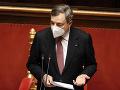 KORONAVÍRUS Talianska vláda chce zasiahnuť voči zdravotníkom, ktorí odmietajú očkovanie
