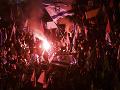 Tisíce ľudí v Izraeli protestovali pred voľbami proti Netanjahuovi