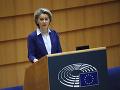 Von der Leyenová s ráznym vyhlásením: Európska únia nateraz vakcíny chudobným krajinám nedaruje