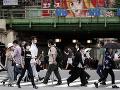 KORONAVÍRUS Japonsko zrušilo núdzový stav v Tokiu a troch susedných prefektúrach
