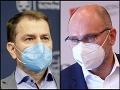 Drsná reakcia OĽaNO: My hráme fér! Veríme, že sa Sulík zachová ako chlap, zatiaľ hľadá Bugárovu tretiu vetu
