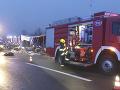 VIDEO Tragická nehoda v Chorvátsku: Nákladné auto sa prevrátilo, zahynuli štyria migranti