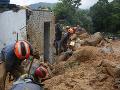 Polícia našla telo patriace poslednej nezvestnej obeti zosuvu pôdy