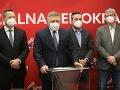 Smer-SD odmieta vyjadrenie Remišovej: Strana žiada ospravedlnenie