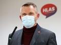 KORONAVÍRUS Vláda ostala definitívne bez postov potrebných na zvládnutie pandémie, skonštatovala strana Hlas-SD