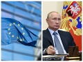 Trenice medzi Európskou úniou a Ruskom: Vzťahy mali dosiahnuť historické dno, Moskva reaguje!
