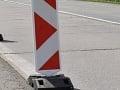 Rekonštrukcia štátnej cesty vo Veči spôsobuje problémy v doprave