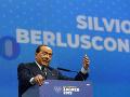 Bývalý taliansky premiér Berlusconi je opäť v nemocnici