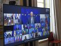 KORONAVÍRUS Lídri EÚ sa zhodli: Potrebujeme urýchliť očkovanie v Európe