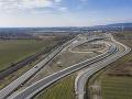 Bratislavský nultý obchvat sa rozrastá: Otvorili novú časť križovatky Rača