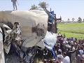 VIDEO Zrážka dvoch vlakov: Úrady znížili počet potvrdených obetí, zranených je omnoho viac