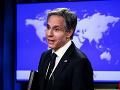 Americký minister Blinken: Ľudské práva idú zlým smerom na celom svete
