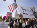 V desiatkach miest v USA sa konali protesty proti útokom voči ázijskej komunite