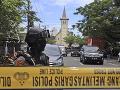 VIDEO Samovražedný útočník sa odpálil pred katedrálou počas omše: Najmenej deväť zranených