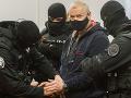 Od utorka pokračuje proces s Lehelom Horváthom označovaným za hrobára sátorovcov