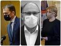 Vládna kríza trvala nekonečné týždne: Pozrite si VIDEO zostrih o tom, ako zúčastnení menili svoje vyjadrenia