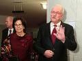 Exprezident Ivan Gašparovič má oslavy jubilea za sebou: VIDEO Gratulantom a priaznivcom sa poďakoval