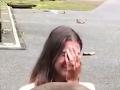 VIDEO Turistka sa na Bali ocitla v strašne trápnej chvíli: Sex priamo na kolene!