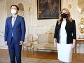 AKTUÁLNE Prvá veľká vládna KRÍZA sa skončila: Prezidentka prijala budúceho premiéra Eduarda Hegera