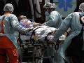 KORONAVÍRUS Väčšina pacientov na JIS-kách v Brazílii má menej ako 40 rokov