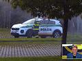 Problémy počas nakrúcania 2na1: Pri policajnej stanici vybuchlo auto... Policajtov si pomýlili s hercami