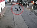 Des na benzínke: VIDEO Ukrajinec (36) hrozil obsluhe znásilnením, na parkovisku sa strhla dráma!