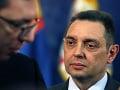 Srbský minister vnútra ostro kritizuje USA: Dôvodom je správa o stave ľudských práv