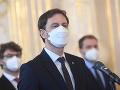 Predĺženie núdzového stavu je signálom závažnosti situácie, hovorí premiér Heger