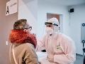 KORONAVÍRUS Pozitivita testov v nemocnici Žiari nad Hronom počas marca klesla pod 1 percento