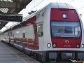 Vlak ZSSK Petržalka