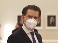 Rakúsky kancelár Kurz chce od mája uvoľniť opatrenia v gastre, športe, kultúre i turizme