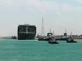 Situácia v Suezskom prieplave sa vyriešila: Dopravná zápcha po šiestich dňoch skončila