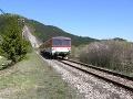 Železnica Oravka Podbiel -