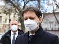 VIDEO Heger považuje oslobodenie Bratislavy za veľký symbol: Sloboda nie je samozrejmosť, odkázal