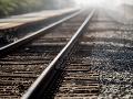 V Čachticiach zranil vlak