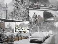 Šokujúca zmena prišla v noci: VIDEO Severné a východné Slovensko zasypal sneh, nečakaný návrat zimy