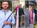 Politici si užívali Veľkú noc fotografiami na sociálnej sieti: Pellegrini s korbáčom, Sulík žartoval na vlastný účet