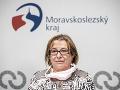 Počas rokovania českej vlády zasahovali záchranári: Skolabovala hlavná hygienička