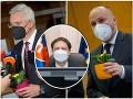 MIMORIADNY ONLINE Prvé zasadanie vlády s kvetinkami: Prekvapenie dňa, Krajniak sa nakoniec môže vrátiť!