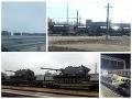 Napätie na východe Ukrajiny: VIDEO Mohutný presun ruskej armády, Západ musí byť obozretný