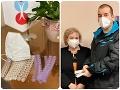 Geniálny vynález! FOTO Elektrikár Michal venoval nemocnici chrániče uší na respirátory