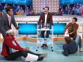 V štúdiu RTVS sa zvrtla debata o prdoch: VIDEO Diváčka z toho odpadla!