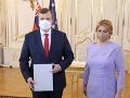 AKTUÁLNE Ministrom práce sa opäť stal Milan Krajniak