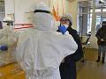 KORONAVÍRUS Pribudli stovky nových prípadov: Počet úmrtí stúpol o 89! Počet hospitalizovaných klesá